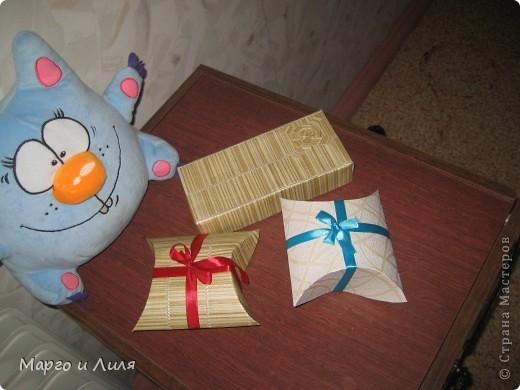 Коробочки для подарков фото 4