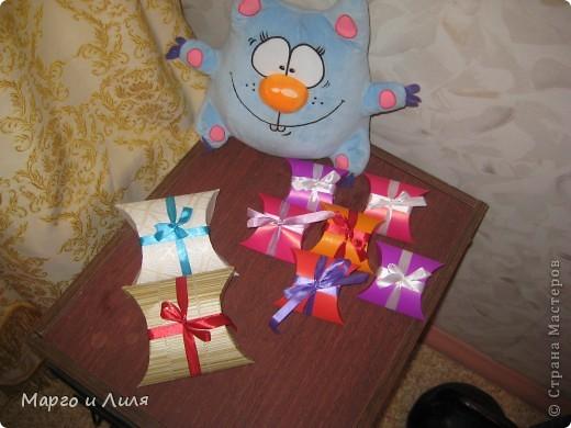 Коробочки для подарков фото 5
