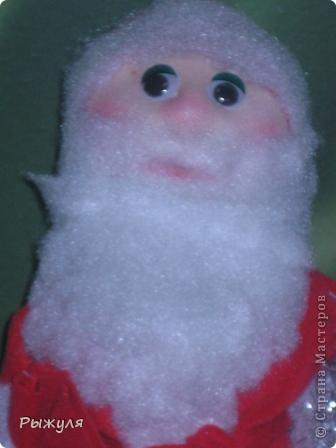 Вот такие Дед Мороз и Снегурушка пришли к нам из леса (за один день) фото 5