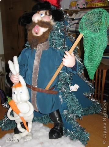 """""""А вот зайца ждёте?!"""" (персонаж из пластилинового мультфима) фото 5"""