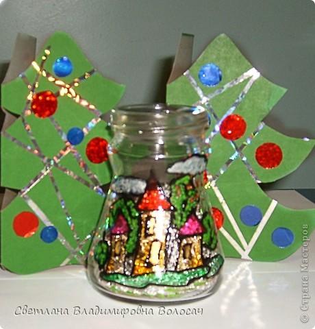 Впереди Новый год и как всегда начинаются предпраздничные хлопоты. Надо украсить и елку, и комнаты, сделать сюрприз друзьям, родственникам...  И конечно, куда без открыток, да ещё сделанных своими руками. фото 6