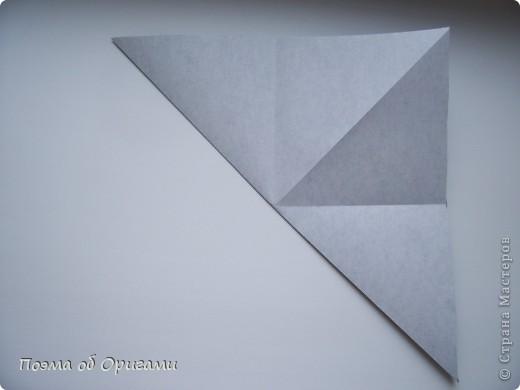 В переводе «crane» означает «журавель», поскольку именно из этой базовой формы складывается знаменитый японский журавлик. Материал по базовой форме выпущенный ранее: http://stranamasterov.ru/node/127916 фото 10