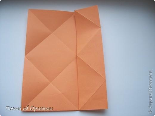 Базовая форма получается при сочетании двух «дверей» и намеченного с обратной стороны «блинчика». Далее поподробнее. фото 12