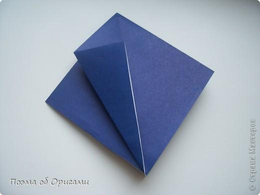 В переводе «crane» означает «журавель», поскольку именно из этой базовой формы складывается знаменитый японский журавлик. Материал по базовой форме выпущенный ранее: http://stranamasterov.ru/node/127916 фото 14