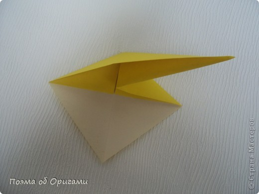 Сам по себе прием может быть использован на разных основах. В данном случае мы его делаем на основании базовой формы «воздушный змей». фото 1