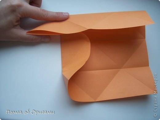 Базовая форма получается при сочетании двух «дверей» и намеченного с обратной стороны «блинчика». Далее поподробнее. фото 20