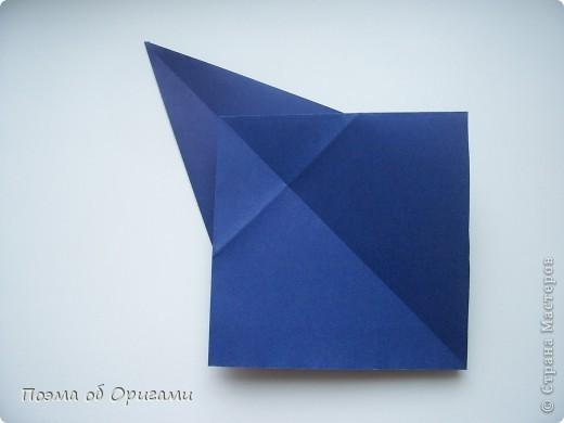 В переводе «crane» означает «журавель», поскольку именно из этой базовой формы складывается знаменитый японский журавлик. Материал по базовой форме выпущенный ранее: http://stranamasterov.ru/node/127916 фото 20