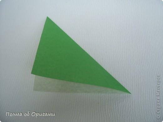 Такой прием применяется, в частности, при складывании Базовой формы «птица» и «лягушка».  фото 2