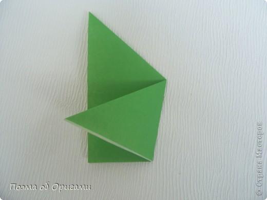 Такой прием применяется, в частности, при складывании Базовой формы «птица» и «лягушка».  фото 3
