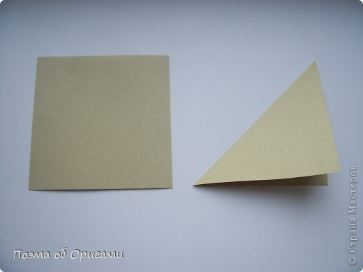 Складывание многих фигурок в оригами начинается с хорошо известных несложных конструкций, которые называются «базовыми формами». Их число невелико и иногда их называют заготовками. Все они делаются из квадрата, используя комбинацию основных приемов: диагональ и центральная поперечная линия. Знание всех базовых форм для оригамиста также важно, как гаммы для музыканта. фото 3