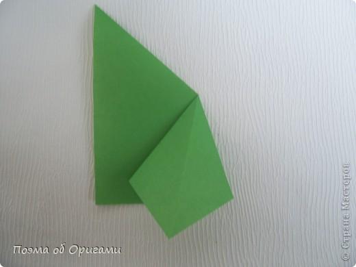 Такой прием применяется, в частности, при складывании Базовой формы «птица» и «лягушка».  фото 4