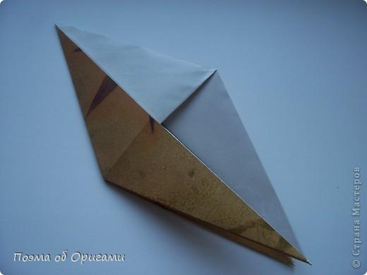 Этот технический прием может быть использован, если фигурка состоит как минимум из двух слоев бумаги.  фото 6