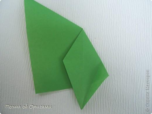 Такой прием применяется, в частности, при складывании Базовой формы «птица» и «лягушка».  фото 7