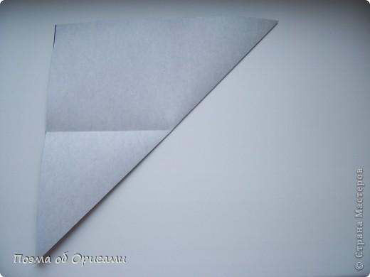 В переводе «crane» означает «журавель», поскольку именно из этой базовой формы складывается знаменитый японский журавлик. Материал по базовой форме выпущенный ранее: http://stranamasterov.ru/node/127916 фото 8