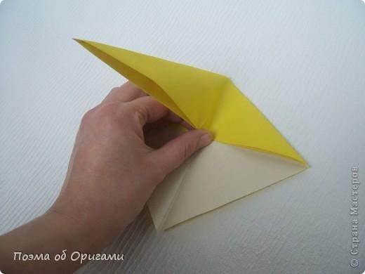 Сам по себе прием может быть использован на разных основах. В данном случае мы его делаем на основании базовой формы «воздушный змей». фото 8