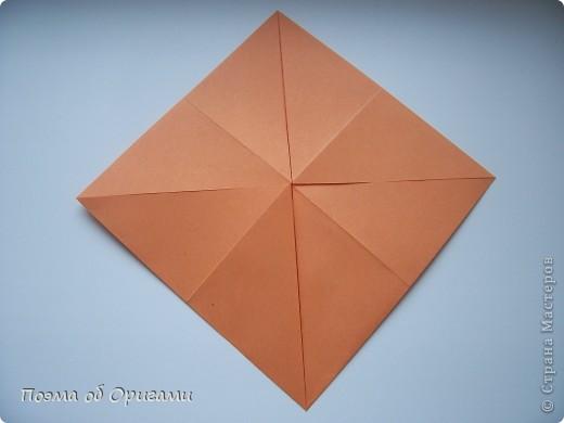 Базовая форма получается при сочетании двух «дверей» и намеченного с обратной стороны «блинчика». Далее поподробнее. фото 8