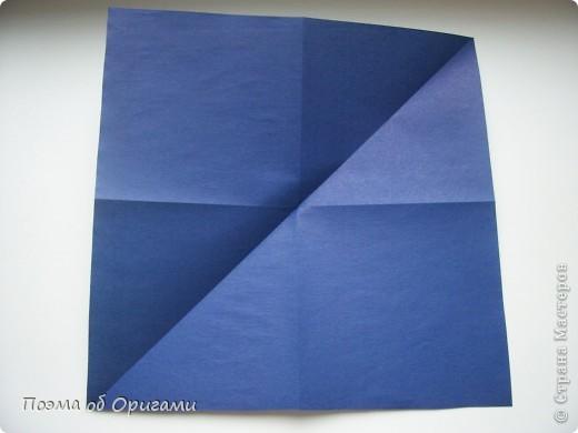 В переводе «crane» означает «журавель», поскольку именно из этой базовой формы складывается знаменитый японский журавлик. Материал по базовой форме выпущенный ранее: http://stranamasterov.ru/node/127916 фото 9