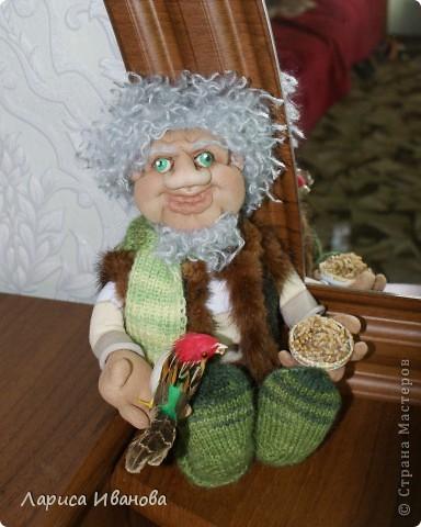 Первый подарок пришел из далекой Чувашии от Елены Груздевой. Ее нет в Стране Мастеров, но не показать я этих куколок не могла))) Это куколки-магнитики, сшиты очень аккуратно и с большой любовью одной чувашской мастерицей))) фото 11