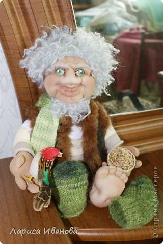Первый подарок пришел из далекой Чувашии от Елены Груздевой. Ее нет в Стране Мастеров, но не показать я этих куколок не могла))) Это куколки-магнитики, сшиты очень аккуратно и с большой любовью одной чувашской мастерицей))) фото 12