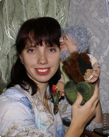 Первый подарок пришел из далекой Чувашии от Елены Груздевой. Ее нет в Стране Мастеров, но не показать я этих куколок не могла))) Это куколки-магнитики, сшиты очень аккуратно и с большой любовью одной чувашской мастерицей))) фото 15