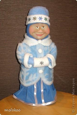Традиционные снегурочки фото 2
