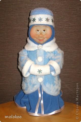 Традиционные снегурочки фото 4