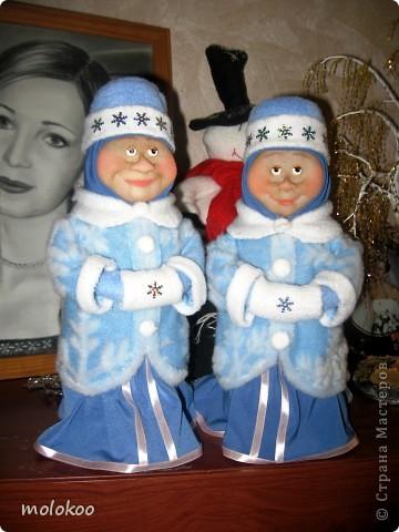Традиционные снегурочки фото 1