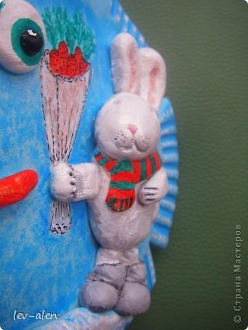 Я и заяц поздравляем всех с наступающим Рождеством и Новым годом! Желаем творческих успехов, хорошего настроения, побольше радостных мгновений в жизни и исполнения всех желаний!!! фото 4