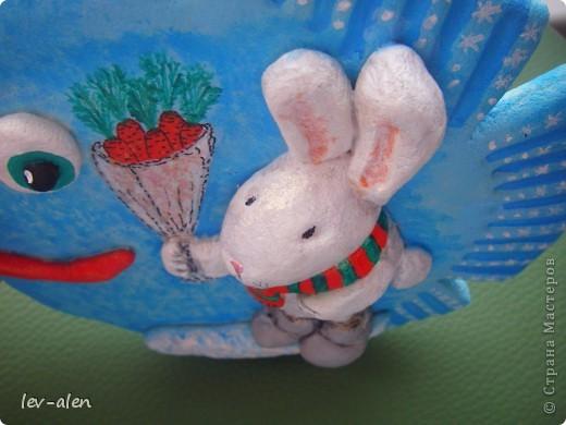 Я и заяц поздравляем всех с наступающим Рождеством и Новым годом! Желаем творческих успехов, хорошего настроения, побольше радостных мгновений в жизни и исполнения всех желаний!!! фото 5