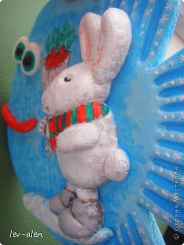 Я и заяц поздравляем всех с наступающим Рождеством и Новым годом! Желаем творческих успехов, хорошего настроения, побольше радостных мгновений в жизни и исполнения всех желаний!!! фото 6