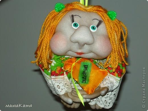 одна из первых моих куколок