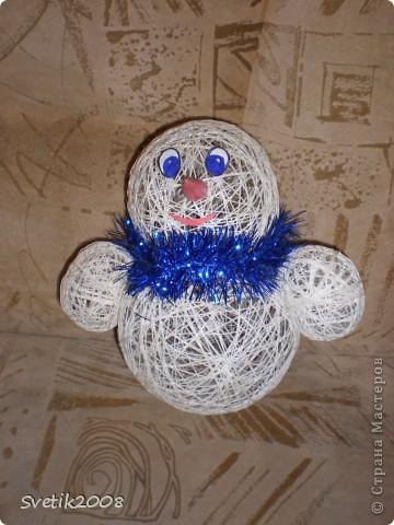 малый снеговичок фото 1