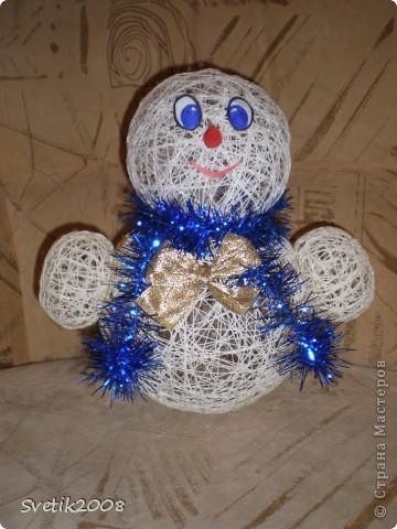 малый снеговичок фото 2