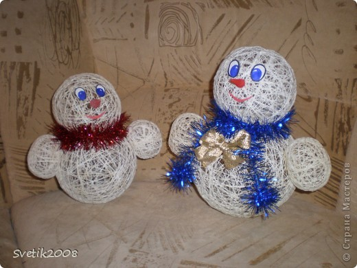 малый снеговичок фото 3