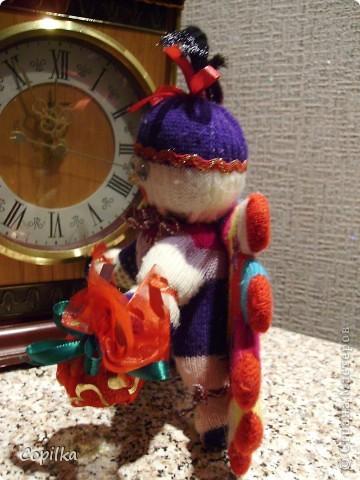 Скорее всего-Рождественский ангел.У него и подарок есть! фото 3