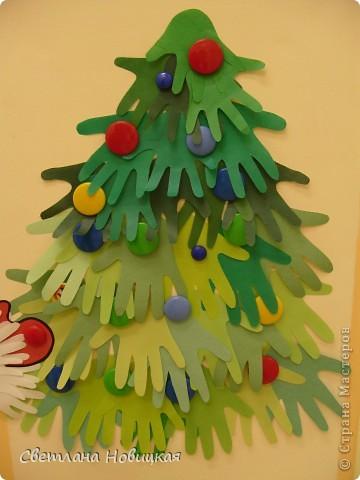 Зайчик торопится поздравить всех с Новым годом))) фото 2