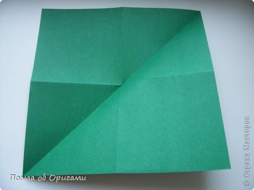 Базовая форма названа по классической и давно известной фигурки лягушки, которая складывается на этой основе. фото 9