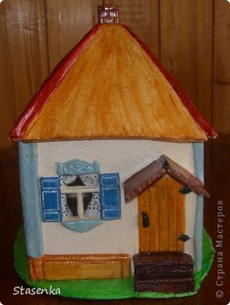 Домик делался для выставки.  фото 3