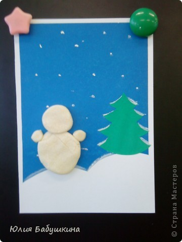 снеговик фото 5