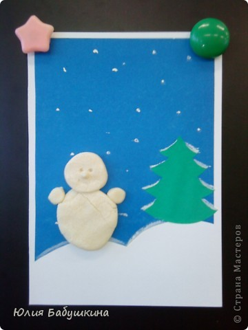 снеговик фото 6