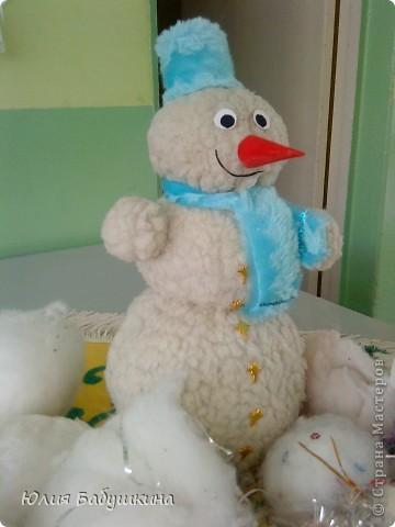 снеговик фото 2