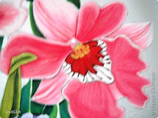 Это орхидеи поближе фото 2