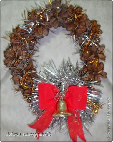 Вот и мои Рождественские венки))))) фото 2