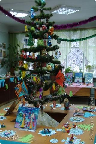 Продолжение новогодней выставки.Первая частьhttp://stranamasterov.ru/node/127841 фото 1