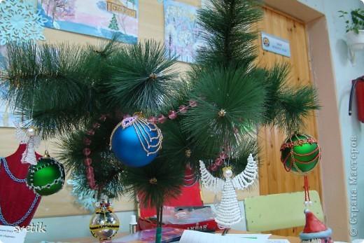 Продолжение новогодней выставки.Первая частьhttp://stranamasterov.ru/node/127841 фото 17