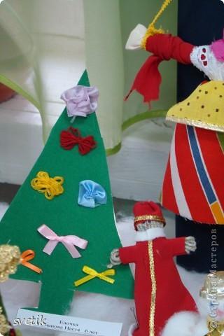 Продолжение новогодней выставки.Первая частьhttp://stranamasterov.ru/node/127841 фото 7