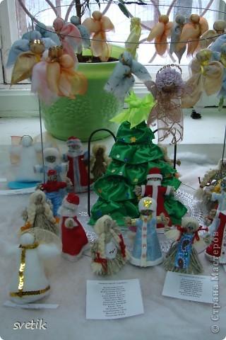 Продолжение новогодней выставки.Первая частьhttp://stranamasterov.ru/node/127841 фото 8