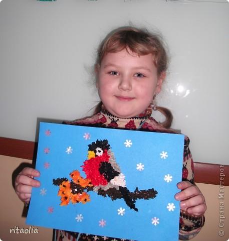 """Эту работу Сонечка Лысова, ученица 1 класса """"А"""" делала несколько дней. фото 3"""