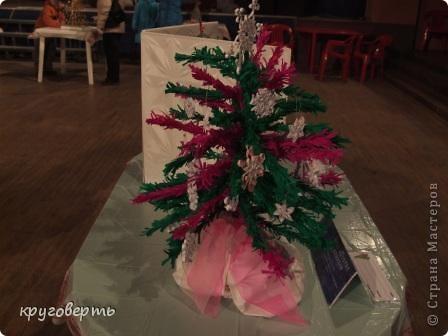 геометрическая елка фото 4