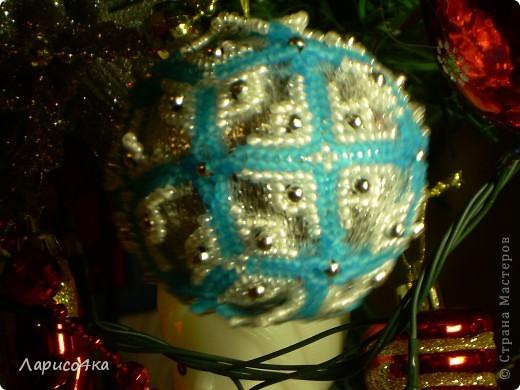 Это шарик сплела дочка фото 1